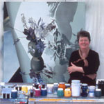 Beverly Hallam, Airbrush Pioneer, Dies.