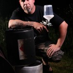 Nub, of American Chopper TV fame, is the one of the world's premiere custom painters.