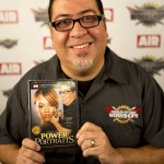 Javier Soto promotes his new 3 1/2 hour instructional DVD, Power Portraits