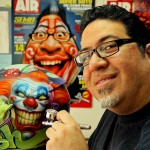 Javier Soto, one of the world's leading custom airbrush artists, will teach POWER PORTRAITS at the Las Vegas Airbrush Getaway, Oct 6-10 at the NEW Tropicana Hotel.