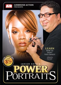 Javier Soto's Power Portraits DVD Now Available