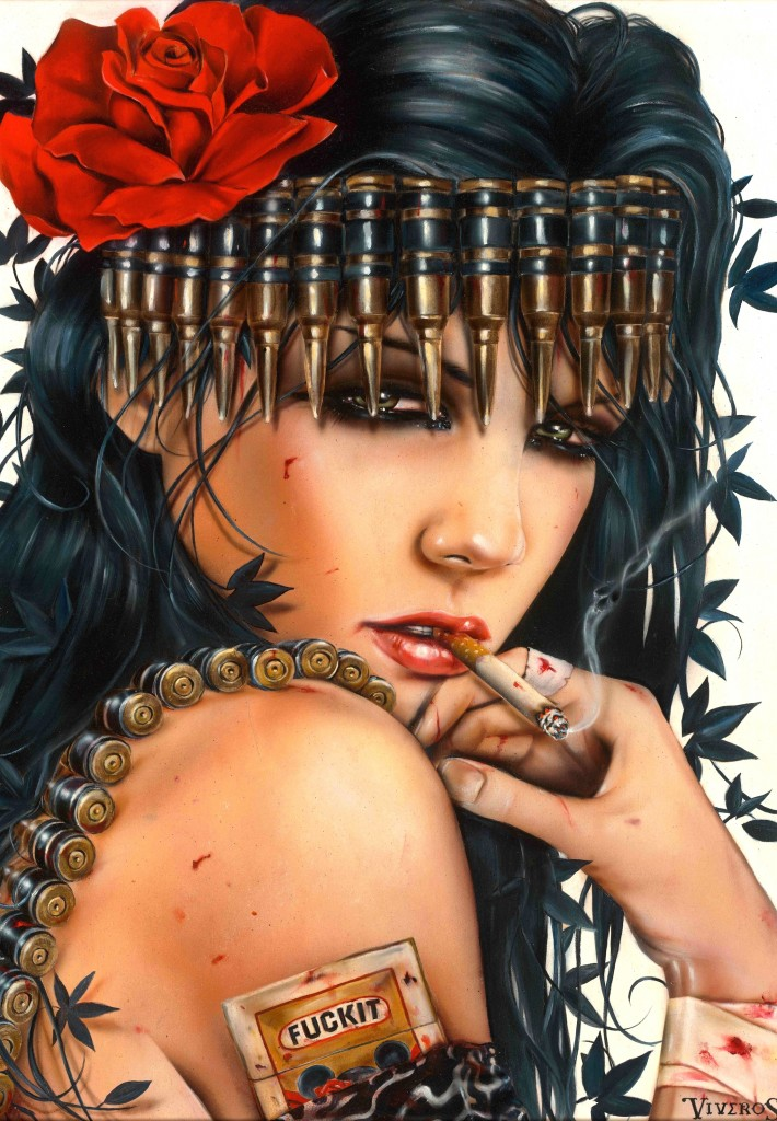 WAR CHILD  by Brian M. Viveros