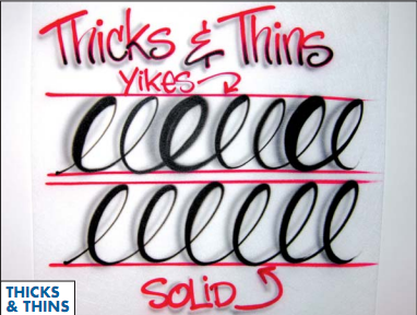 thicks n thins