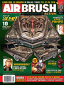 2016 January - February Airbrush Action Magazine - *PRINT*