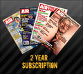 Digital Magazine Two Years Subscription (DM08)