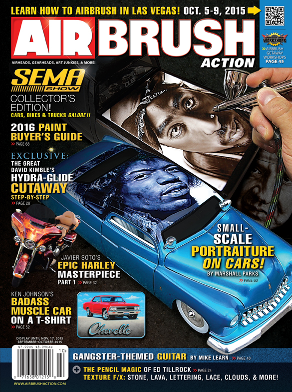 airbrush action latest issue